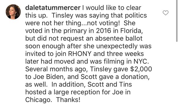 Tinsley Mortimer Mom