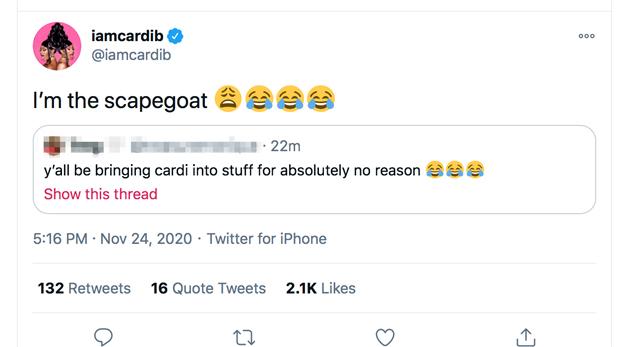 Cardi B