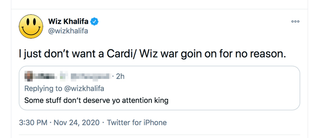 Wiz Khalifa, Cardi B