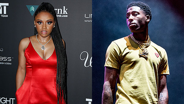 Yaya Mayweather & NBA YoungBoy Reveal Their Baby's Gender At Elaborate Shower – Watch