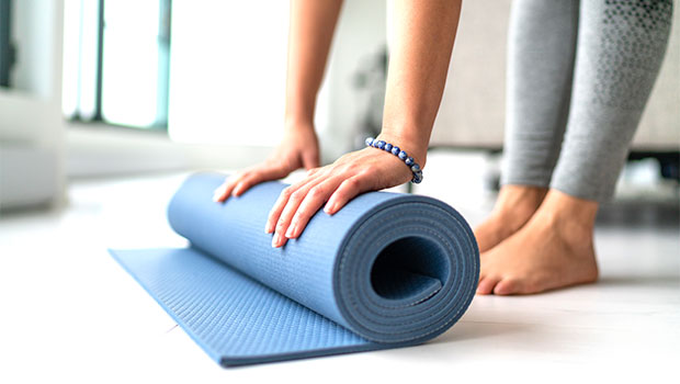 Make Any Room In Your Home A Gym With These 7 Best-Selling Yoga Mats Under $30