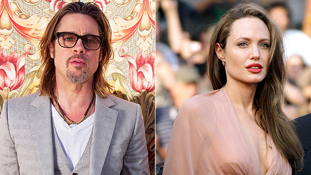 Brad Pitt & Angelina Jolie's Explosive Custody Battle: A Full Breakdown Of Their Fight Over Their 6 Kids