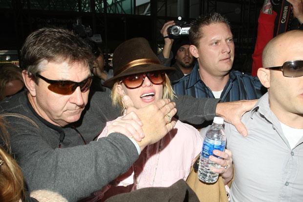 Britney Spears, Jamie Spears