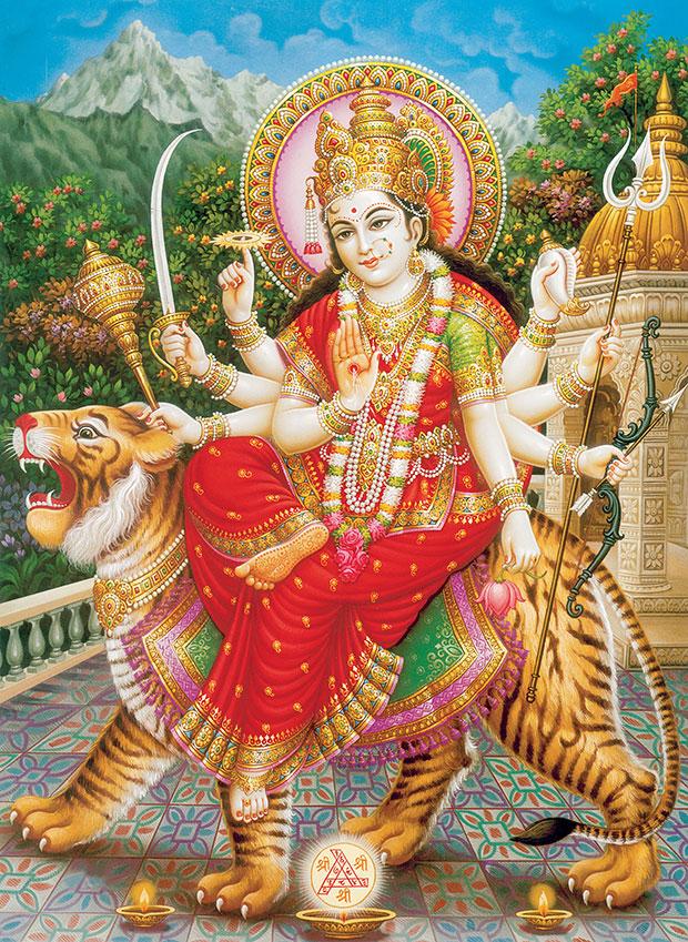Durga, Hindu Goddess