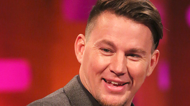 Channing Tatum Debuts Completely Shaved Head After Filming New Movie — Before & After Pics