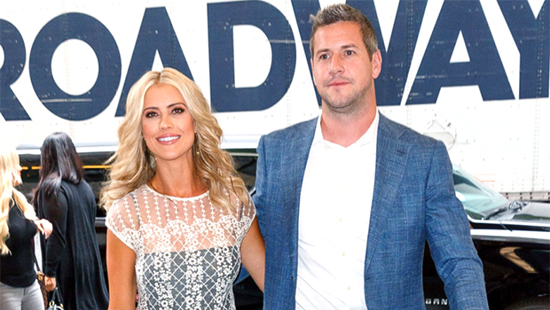 Christina Anstead Officially Files For Divorce From Ant Anstead After Two Years Of Marriage