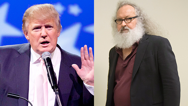 Donald Trump Mocked For Retweeting Randy Quaid's Message About 'Rigged' Election