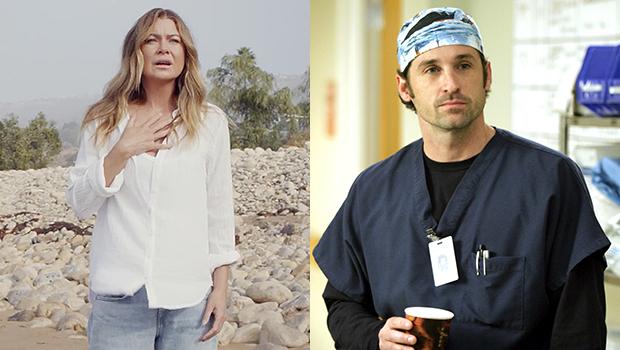 Ellen Pompeo & Patrick Dempsey Talk His Grey's Anatomy ...