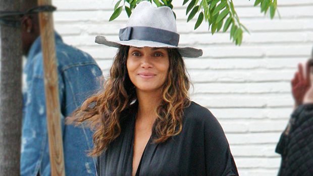 Halle Berry, 54, Throws A Punch While Getting Boxing Lessons For New Movie 'Bruised' — Watch
