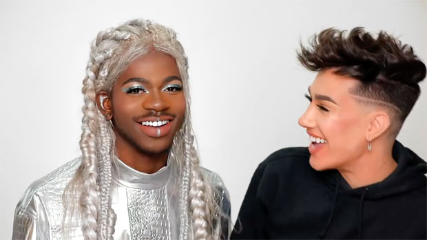 Lil Nas X, James Charles