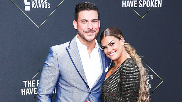 'VPR's Jax Taylor Gushes Over Brittany Cartwright As He Reveals She's 'Insecure' About Her Pregnancy Body