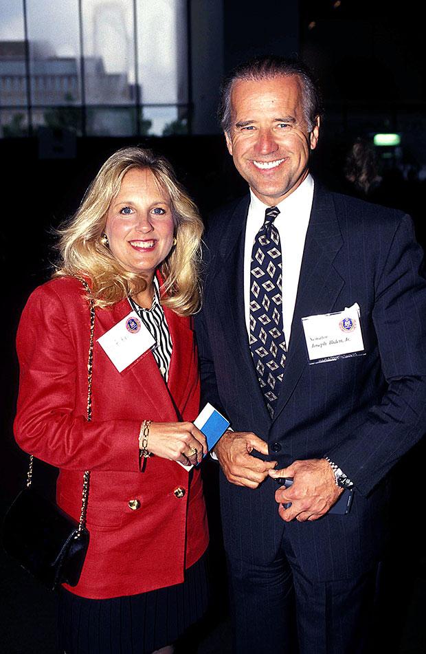 Jill Biden, Joe Biden
