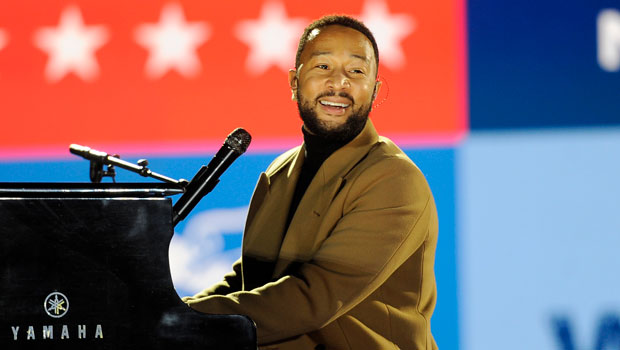John Legend Shades 'Super Group' Of Rappers Supporting Trump: They're 'Called The Sunken Place'