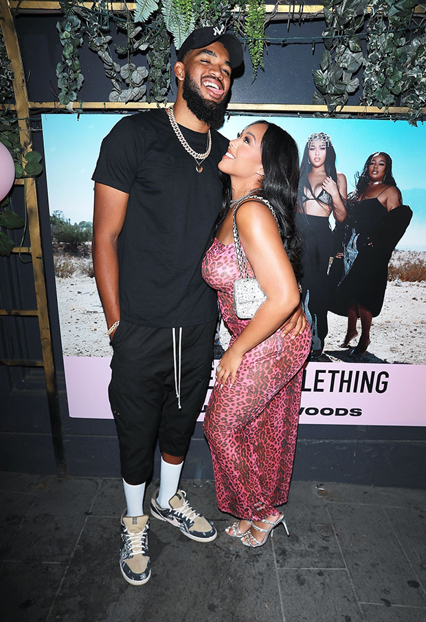 Jordyn Woods, Karl Anthony Towns
