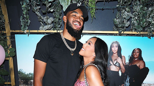 Jordyn Woods Hilariously Uses Up BF Karl-Anthony Towns' Body Wash In Cute Commercial — Watch
