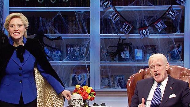 Kate McKinnon & Jim Carrey