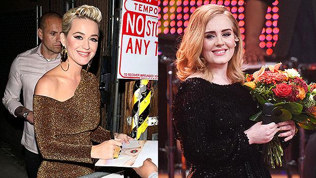 Katy Perry, Adele