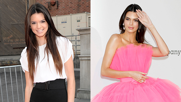 Happy 25th Birthday, Kendall Jenner: See The Model & Younger KarJenner Sis Through The Years