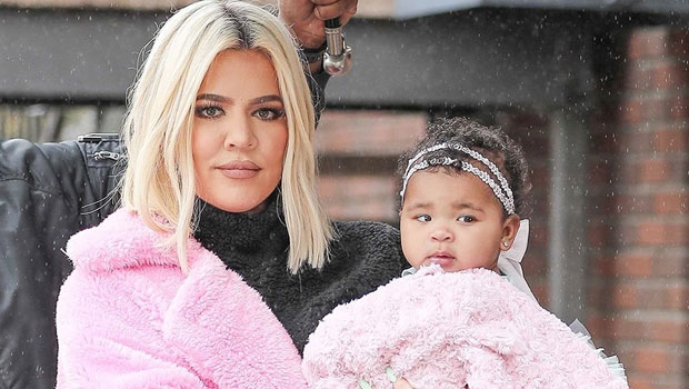 Khloe Kardashian & True Thompson, 2, Twin In Matching Braids In Sweet Mother & Daughter Selfie