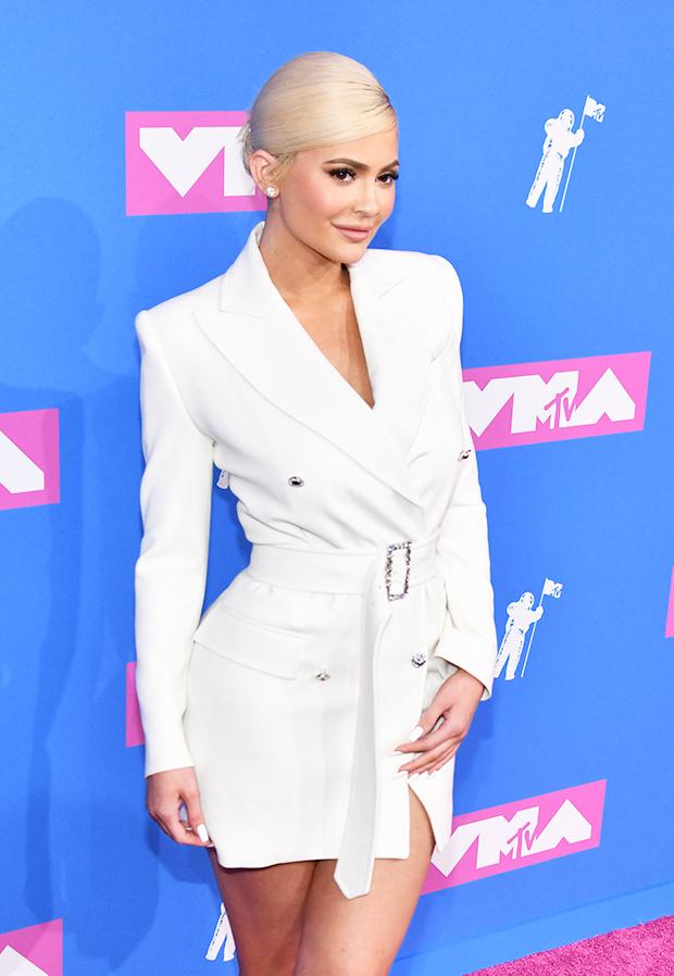 Kylie Jenner at VMAs