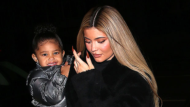 Stormi Webster, 2, Steals The Limelight In Cute Videos With Mom Kylie Jenner While On Board Private Plane