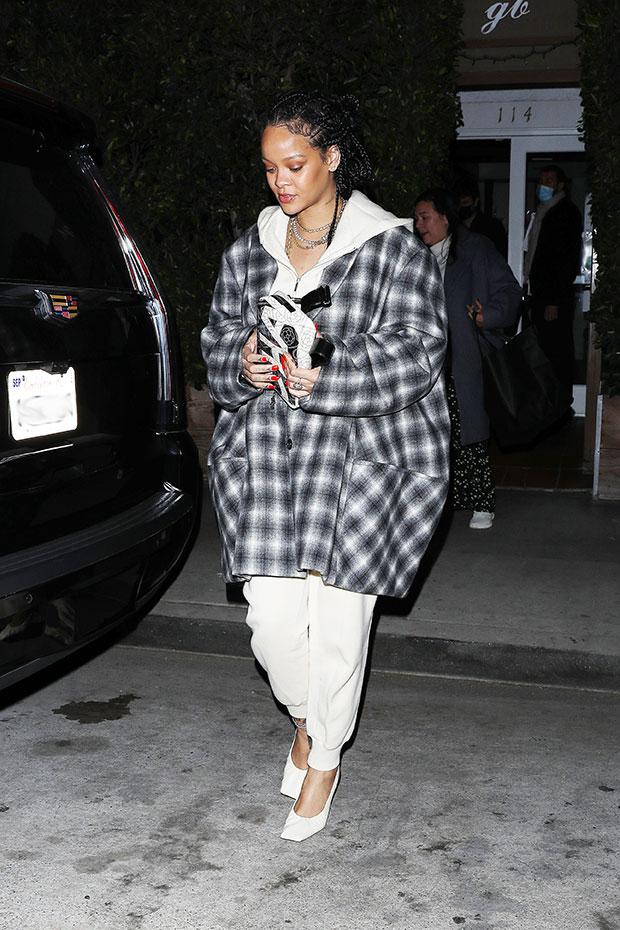 Rihanna in Santa Monica