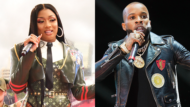 Megan Thee Stallion Seemingly Drags Tory Lanez On Diss Track: You 'Shot' Me 'With A .22'
