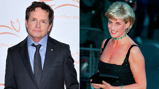 Michael J. Fox Jokes That Princess Diana Attending 'Back To The Future' Premiere Was A 'Nightmare'