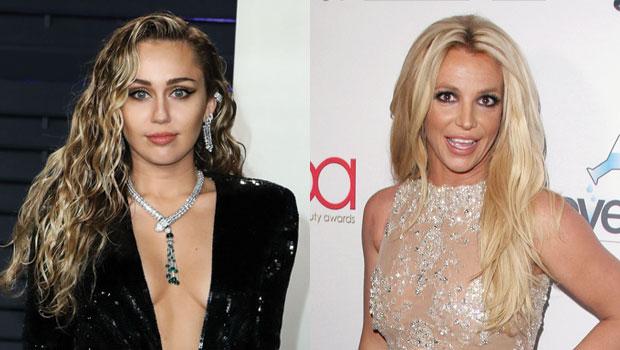 Miley Cyrus Does Back Flips & Sings Britney Spears' 'Slave 4 U' In Cute Childhood B-Day Home Videos