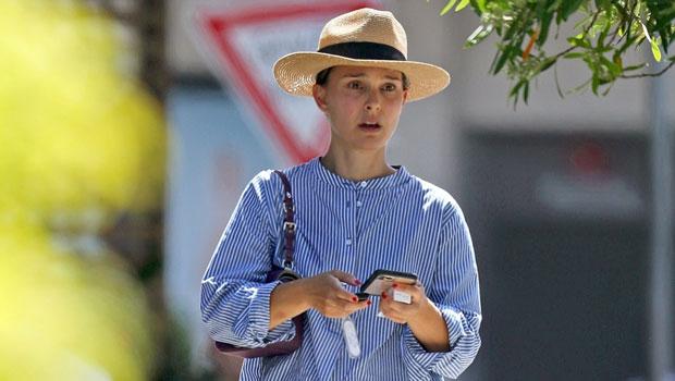 Natalie Portman, 39, Rocks Daisy Dukes In Australia As She Preps To Film 'Thor: Love & Thunder' — Pics