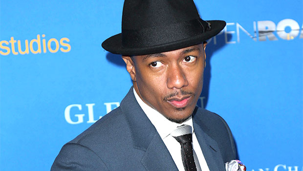 Nick Cannon, 40, Looks Ripped While Doing Pushups & More During Shirtless Workout