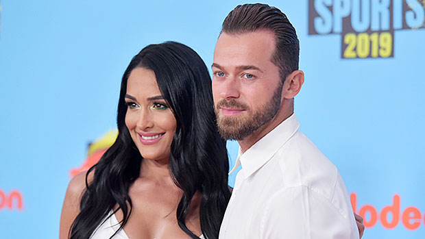 Nikki Bella & Artem Chigvintsev: How They're Going To Spend 1st Xmas With Baby Matteo, 3 Mos.