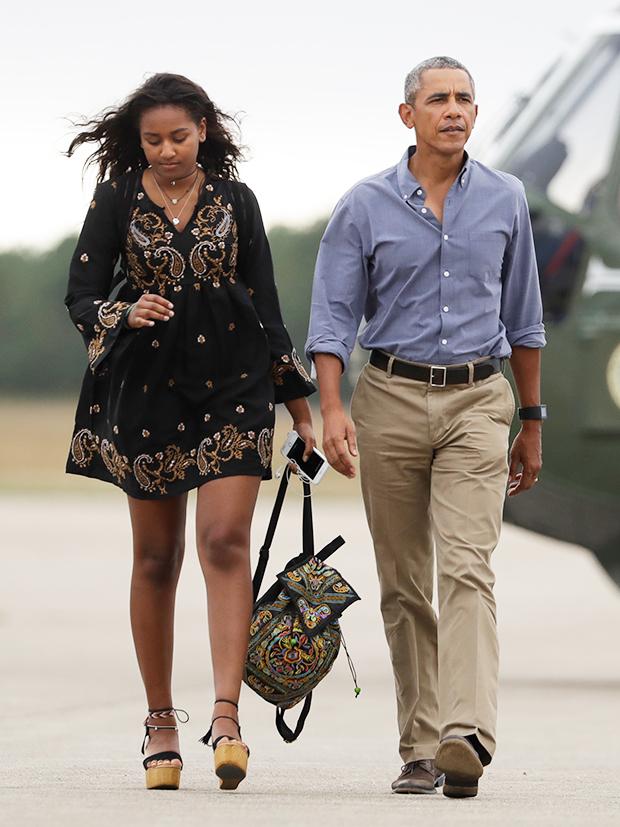 Sasha Barack Obama