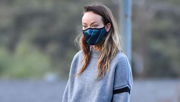 Olivia Wilde Steps Out For 1st Time Since News Of Split With Jason Sudeikis – See Pics