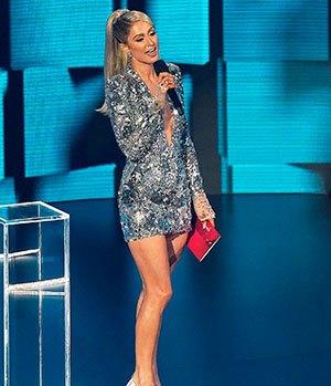 Paris Hilton AMAs 2020
