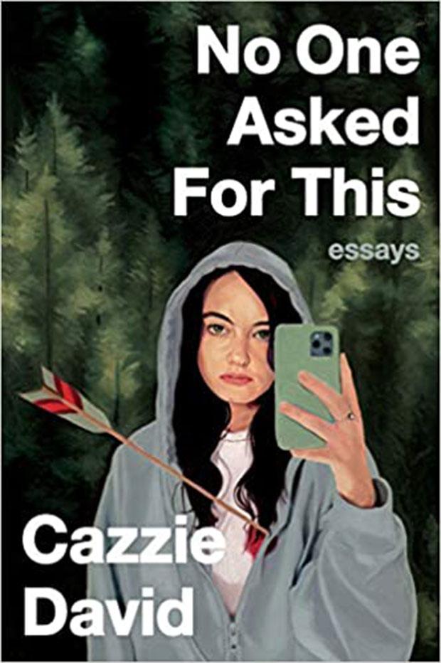 Cazzie David Book