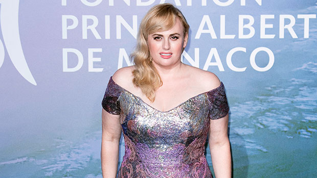 Rebel Wilson, 40, Looks Incredible In Plunging Green Swimsuit After 50 Lb. Weight Loss — Pic