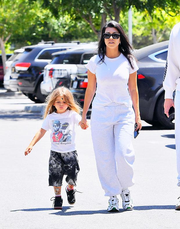 Kourtney Kardashian, Reign Disick