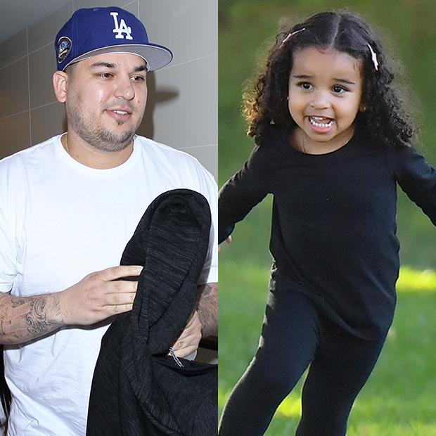Rob & Dream Kardashian