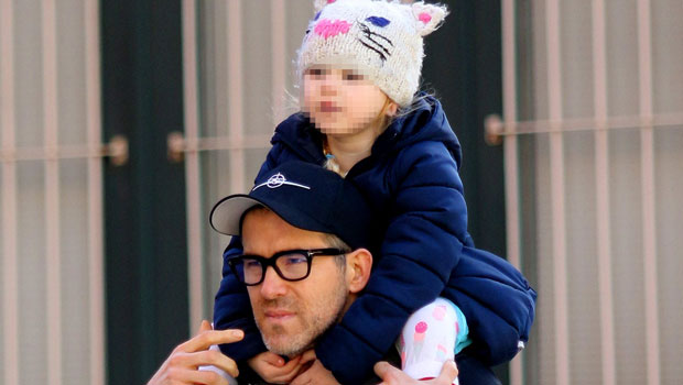 Ryan Reynolds Gushes Over Being A 'Girl Dad' To Daughters James, 5, Inez, 4 & Betty, 1: 'Love Every Second'