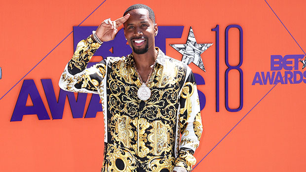 Safaree Samuels' Daughter, 9 Months, Dances & Smiles While Listening To His New Music In Adorable Video