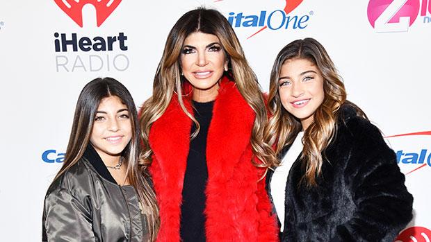 Teresa Giudice & daughters
