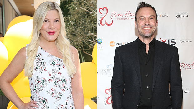 Tori Spelling Supports '90210' Co-Star Brian Austin Green Amidst Megan Fox Drama: He's One Of the 'Best Parents' I Know