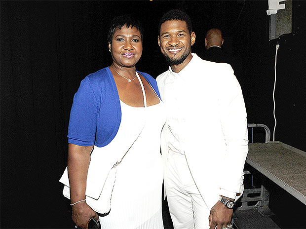 Jonnetta Patton, Usher