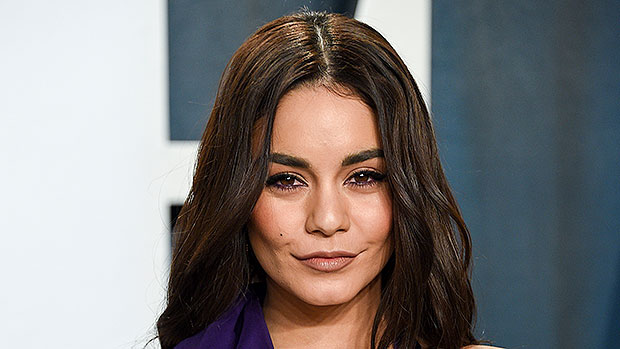Vanessa Hudgens Hugs Tall Mystery Man In LA After Teasing She Was On A 'Date Night' — See Pics