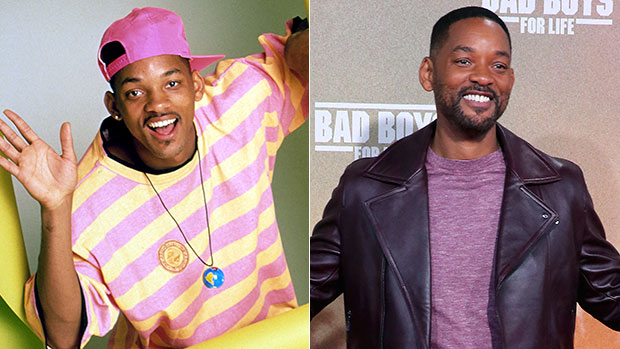 'Fresh Prince Of Bel-Air' Cast Transformations: See Will Smith & More Then & Now
