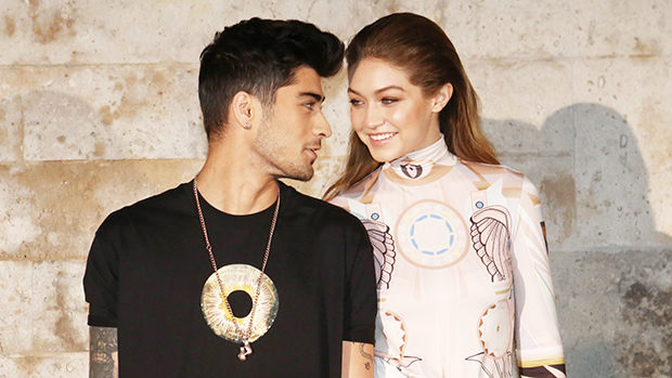 Gigi Hadid Cooks Zayn Malkis Mom Breakfast As She Joins Them In The US To Meet Her Granddaughter