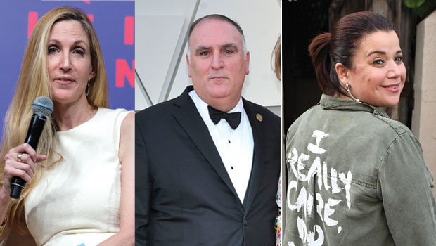 Right Wing Pundit Ann Coulter Calls Chef Jose Andres A 'Nut Foreigner' & Ana Navarro Claps Back