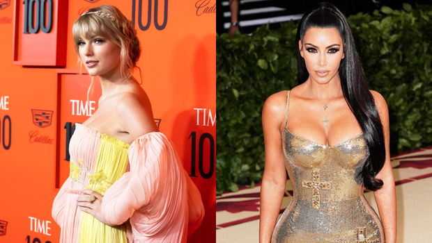 7 Of The Biggest Celebrity Feuds Of 2020: Taylor Swift Vs. Kim Kardashian & More