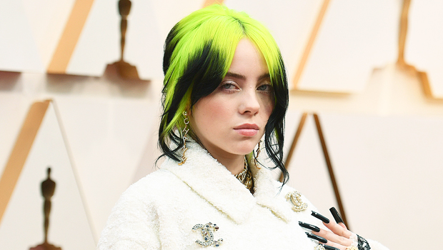 Billie Eilish S Mullet Haircut Explained See Throwback Photo Video Hollywood Life